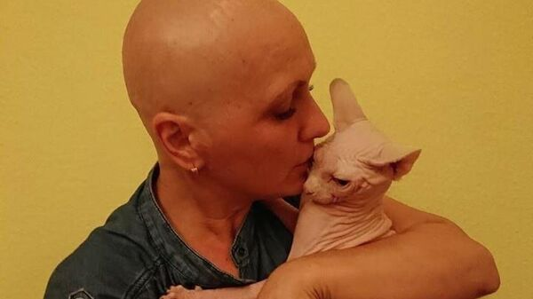 Киевлянка шьет подстилки для животных, чтобы оплатить химиотерапию