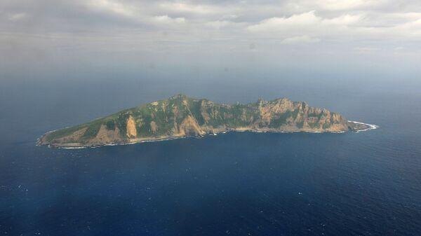 Острова Сенкаку