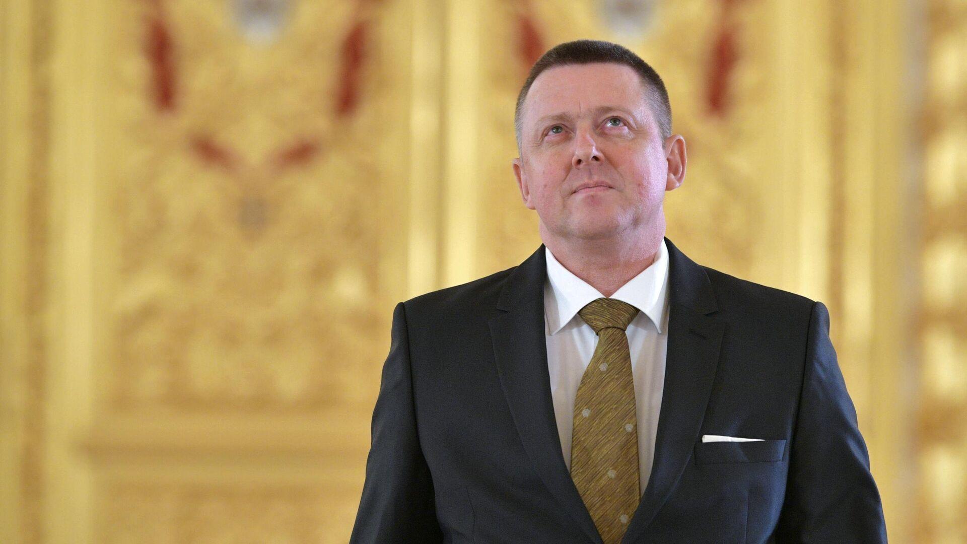 Чрезвычайный и полномочный посол Республики Словения Бранко Раковец  - РИА Новости, 1920, 15.07.2021