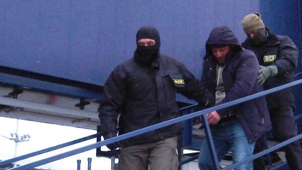 ФСБ РФ задержала члена преступной группы, причастной к терактом в московском метро