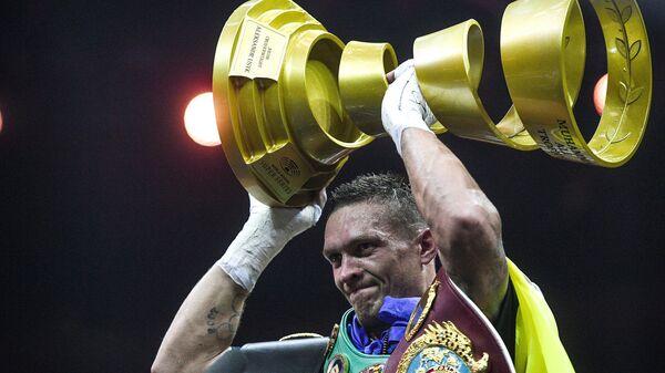 Жить спортом: почему ушел Макгрегор, а Усик отказался от титула чемпиона?
