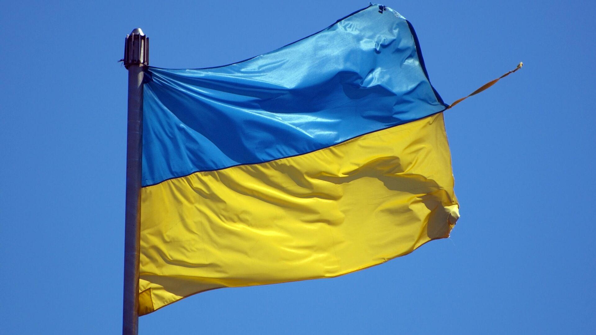Флаг Украины - РИА Новости, 1920, 20.07.2021