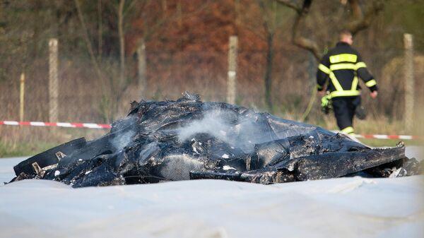Крушение самолета в районе Франкфурта-на-Майне, в результате которого погибла совладелец авиакомпании S7 Наталья Филева