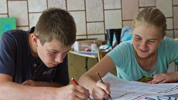 АВЦ запустила конкурс лучших смен детских лагерей по добровольчеству