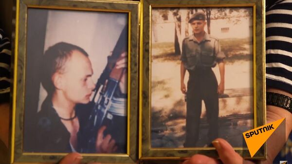 военнослужащий армии Югославии Тибор Церна