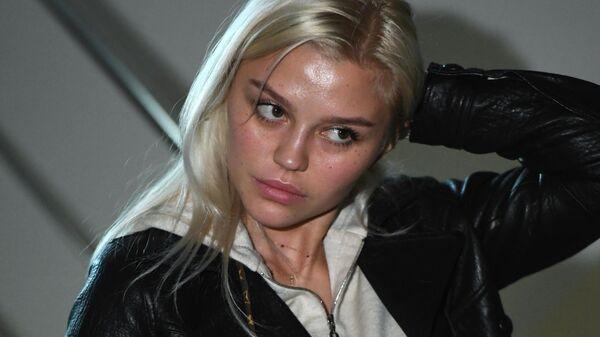 Супруга Александра Кокорина Дарья Валитова