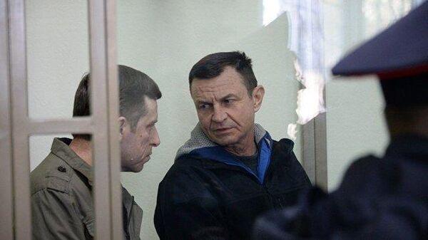Алексей Бессарабов и Владимир Дудка в Городском суде Севастополя