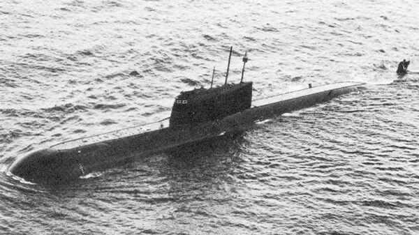 АПЛ К‑278 Комсомолец