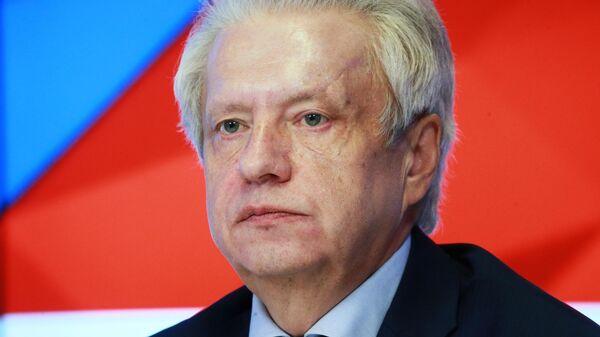 Пресс-конференция по итогам участия российской делегации в заседании Парламентской ассамблеи ОБСЕ