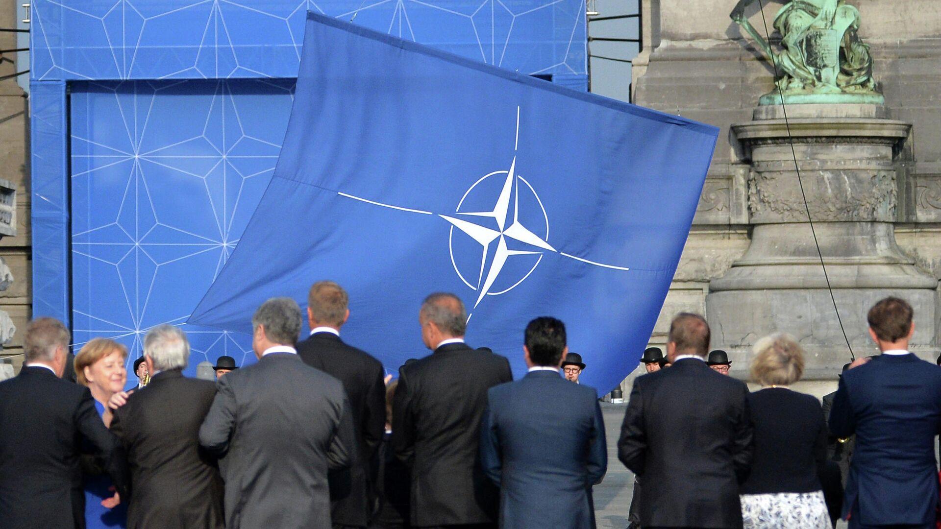 Саммит НАТО - РИА Новости, 1920, 23.09.2020