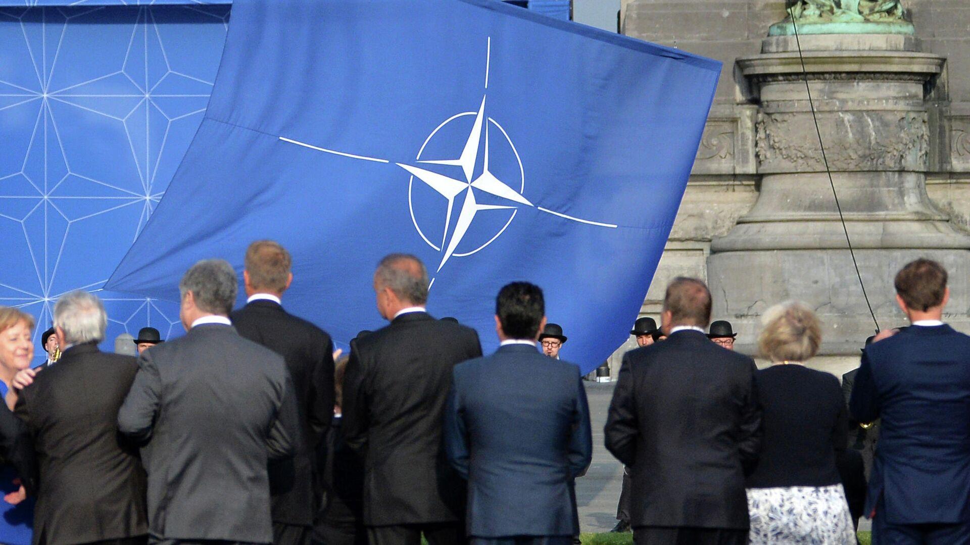 Саммит НАТО - РИА Новости, 1920, 09.07.2021