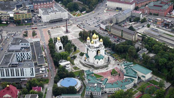 В Калининградской области ввели ограничения на участие в экскурсиях
