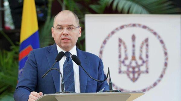 Губернатор Одесской области Максим Степанов