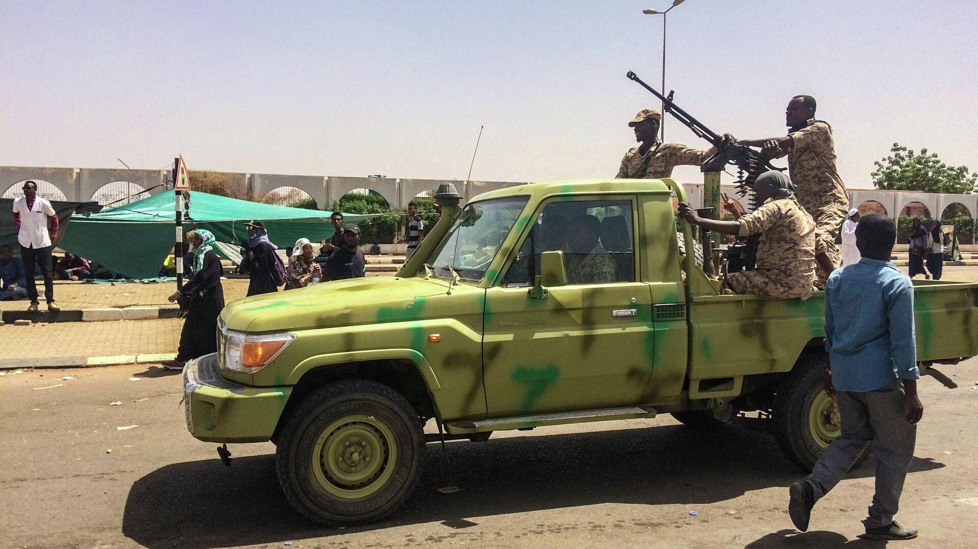 В Судане погибли пять военных во время контртеррористической операции