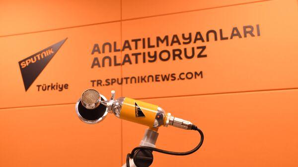Радиостанция Sputnik Türkiye
