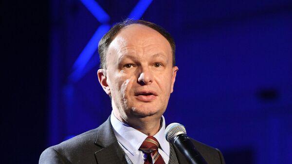 Глава Роспечати Михаил Сеславинский