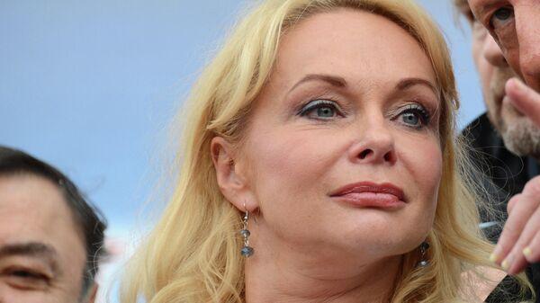 Актриса Ирина Цывина