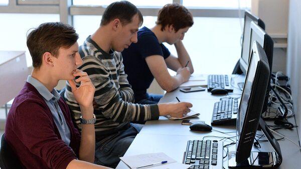 Участники онлайн-олимпиады