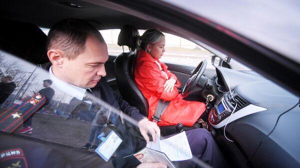 Сдача практического экзамена на право управления автотранспортом категории B