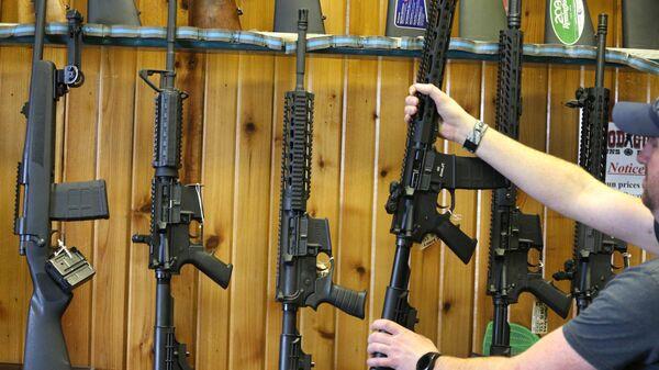 Магазин оружия Good Guys Guns & Range в штате Юта, США