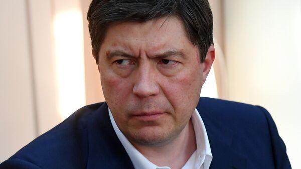 Основной владелец банка Югра Алексей Хотин в Басманном суде Москвы