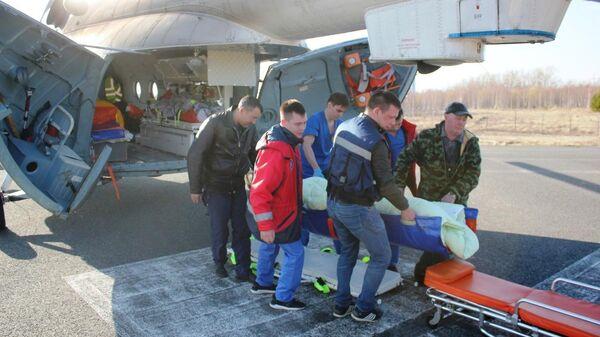 Пострадавшие во время пожара на производстве Нижнекамскнефтехима доставлены в ожоговый центр в Казани