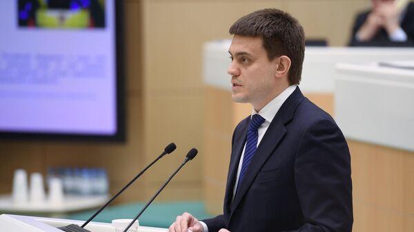И.о. министра науки и высшего образования Российской Федерации Михаил Котюков