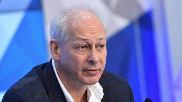 Заместитель министра цифрового развития, связи и массовых коммуникаций Российской Федерации Алексей Волин