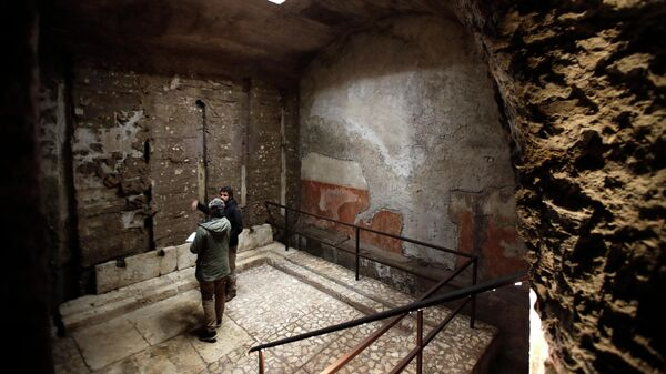 Дворец Нерона в Риме