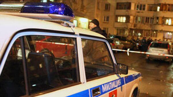 Милиции усилила контроль за порядком на концерте в клубе в Москве