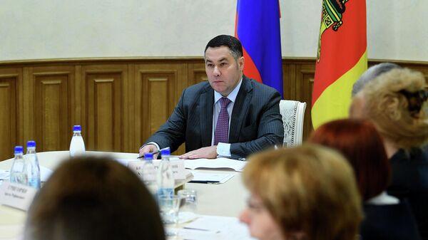 Игорь Руденя: в Тверской области откроют Центр цифрового образования