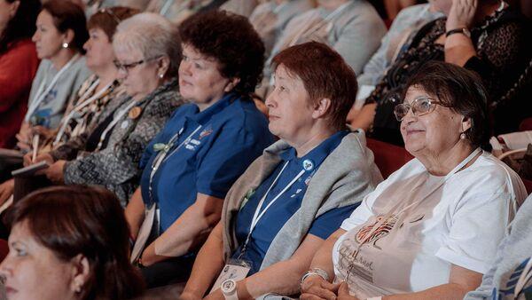 В Волгоградской области пройдет семинар для серебряных волонтеров
