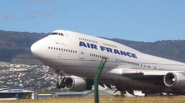 Авиакомпания Air France. Архивное фото.