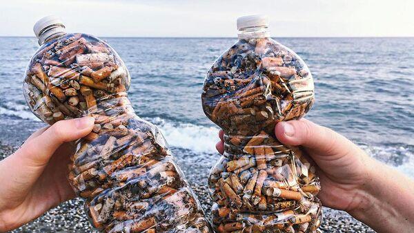 Еще один повод бросить: окурки — самый опасный мусор на Земле