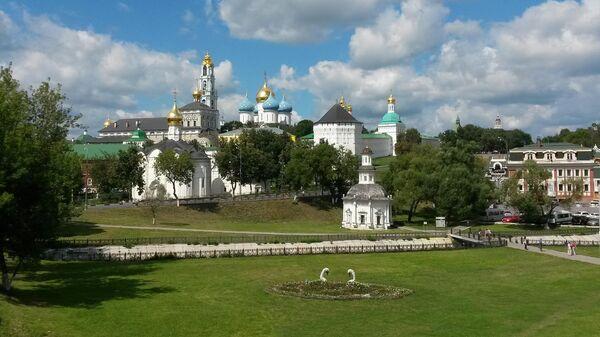 Сергиев Посад, Московская область