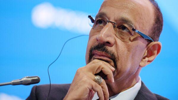 Министр энергетики, промышленности и минеральных ресурсов Королевства Саудовская Аравия Халид А. аль-Фалих
