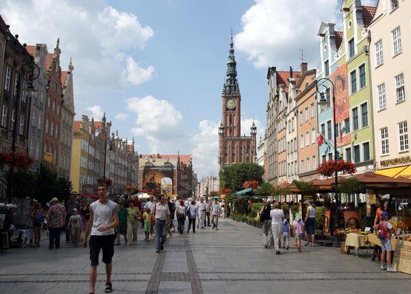 Начало Второй мировой войны вспомнят в Гданьске