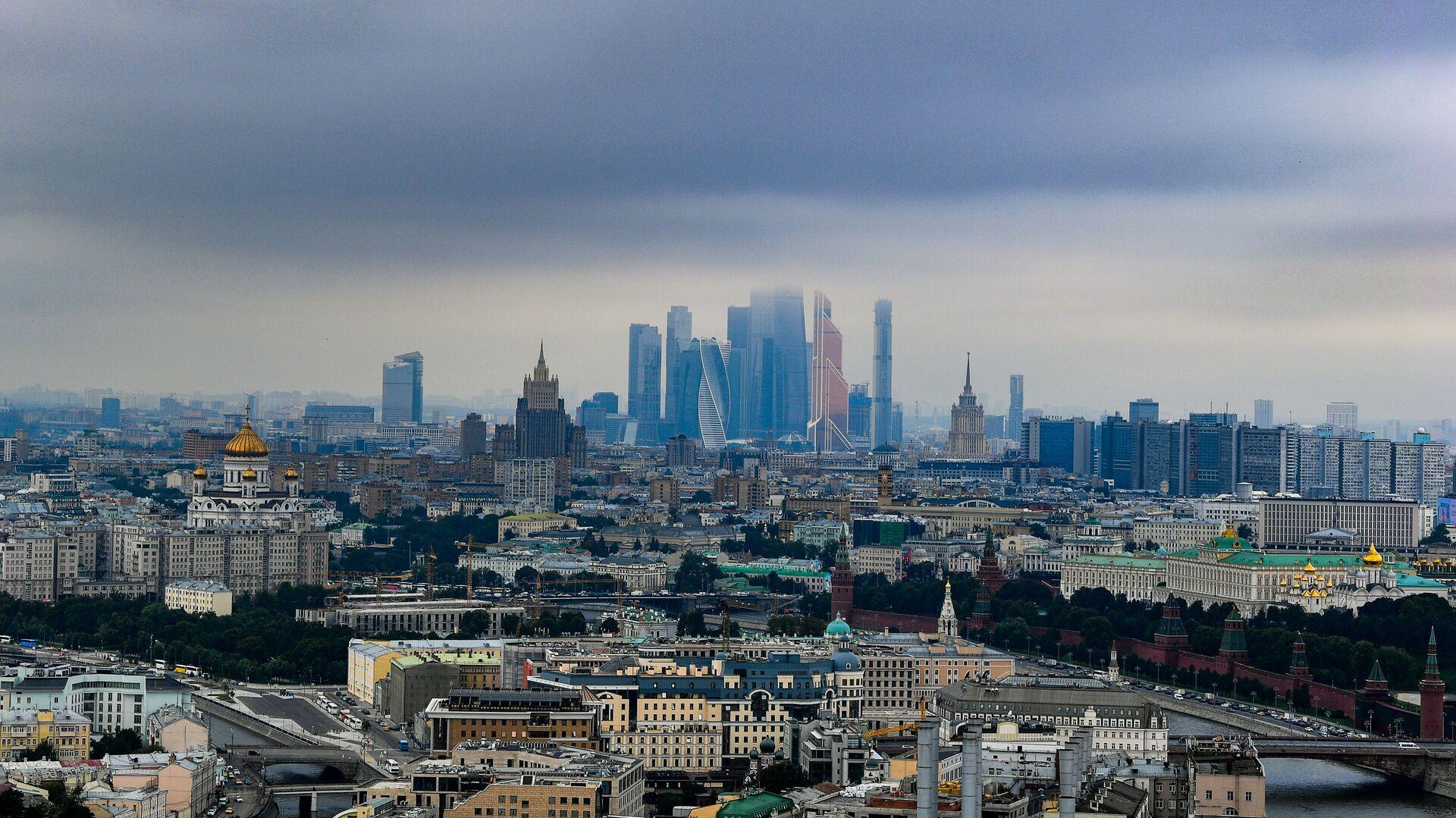 Панорама Москвы - РИА Новости, 1920, 14.09.2021