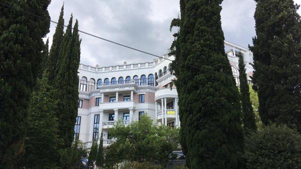 ЖК Император в поселке Ливадия в Крыму