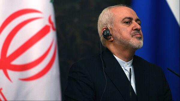 Глава МИД Ирана Мухаммад Джавад Зариф