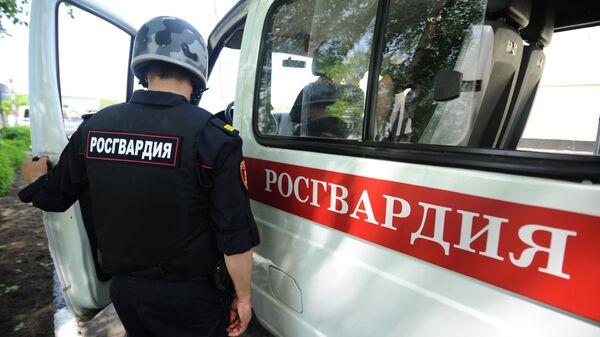 Сотрудник Управления федеральной службы войск национальной гвардии РФ