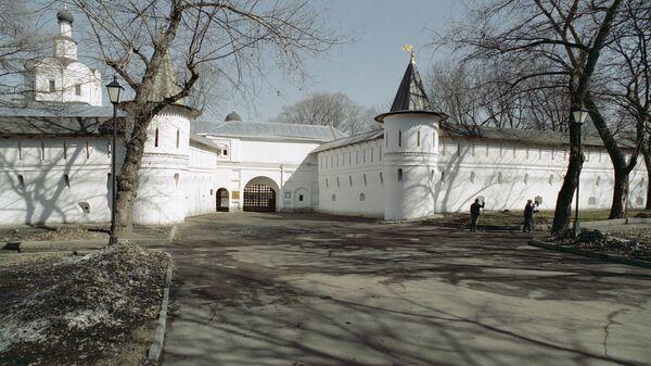 Спасо-Андроников монастырь у Андроньевской площади