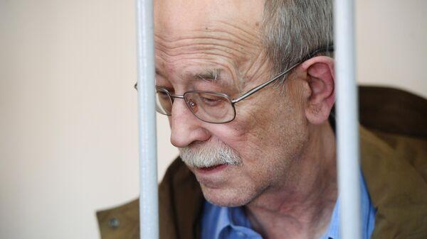 Бывший сотрудник ЦНИИмаш 75-летний Виктор Кудрявцев, обвиняемый в государственной измене