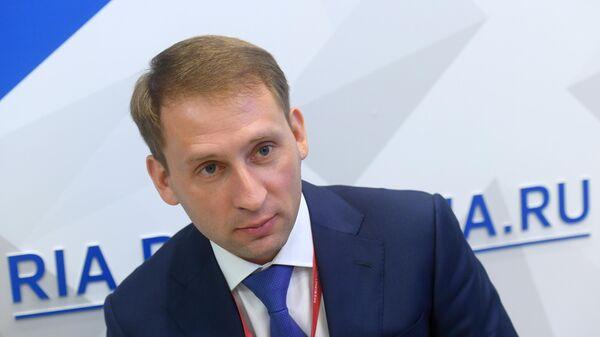 Министр Российской Федерации по развитию Дальнего Востока Александр Козлов