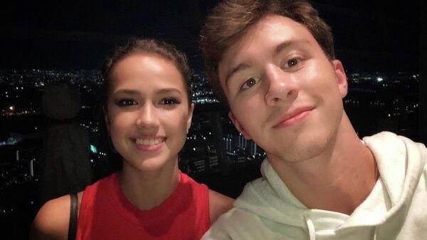 Алина Загитова и Дмитрий Алиев