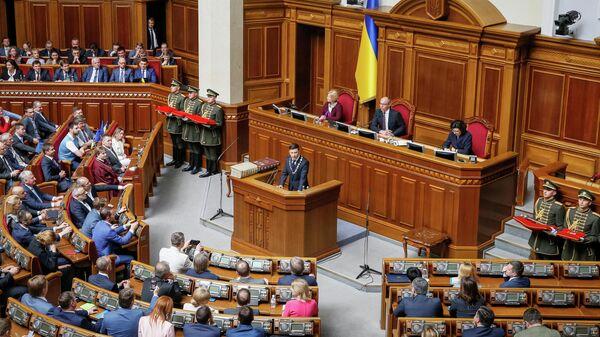 Инаугурация президента Украины Владимира Зеленского. 20 мая 2019
