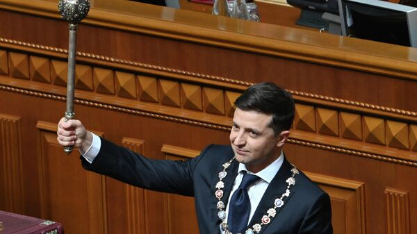 Инаугурация президента Украины Владимира Зеленского