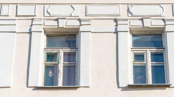 Дом XIX века в Москве, в котором располагался театр статского советника Петра Секретарева
