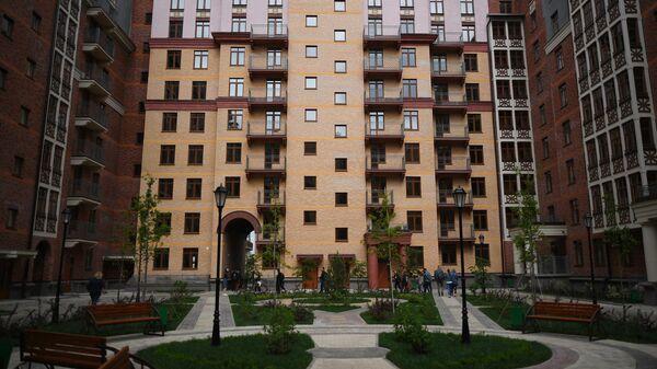 Жилой дом в ЖК Видный город в городе Видное Московской области