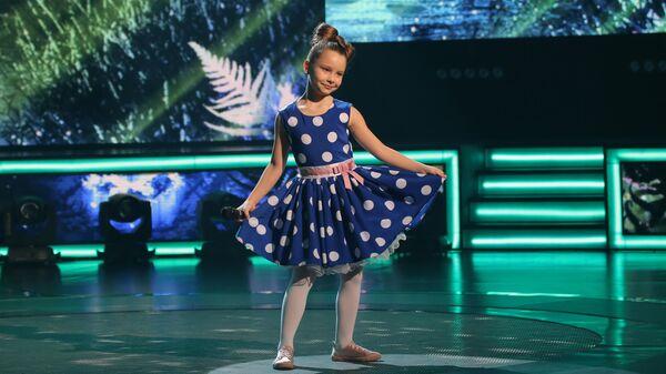 Участница проекта Ты супер! Алена Румянцева